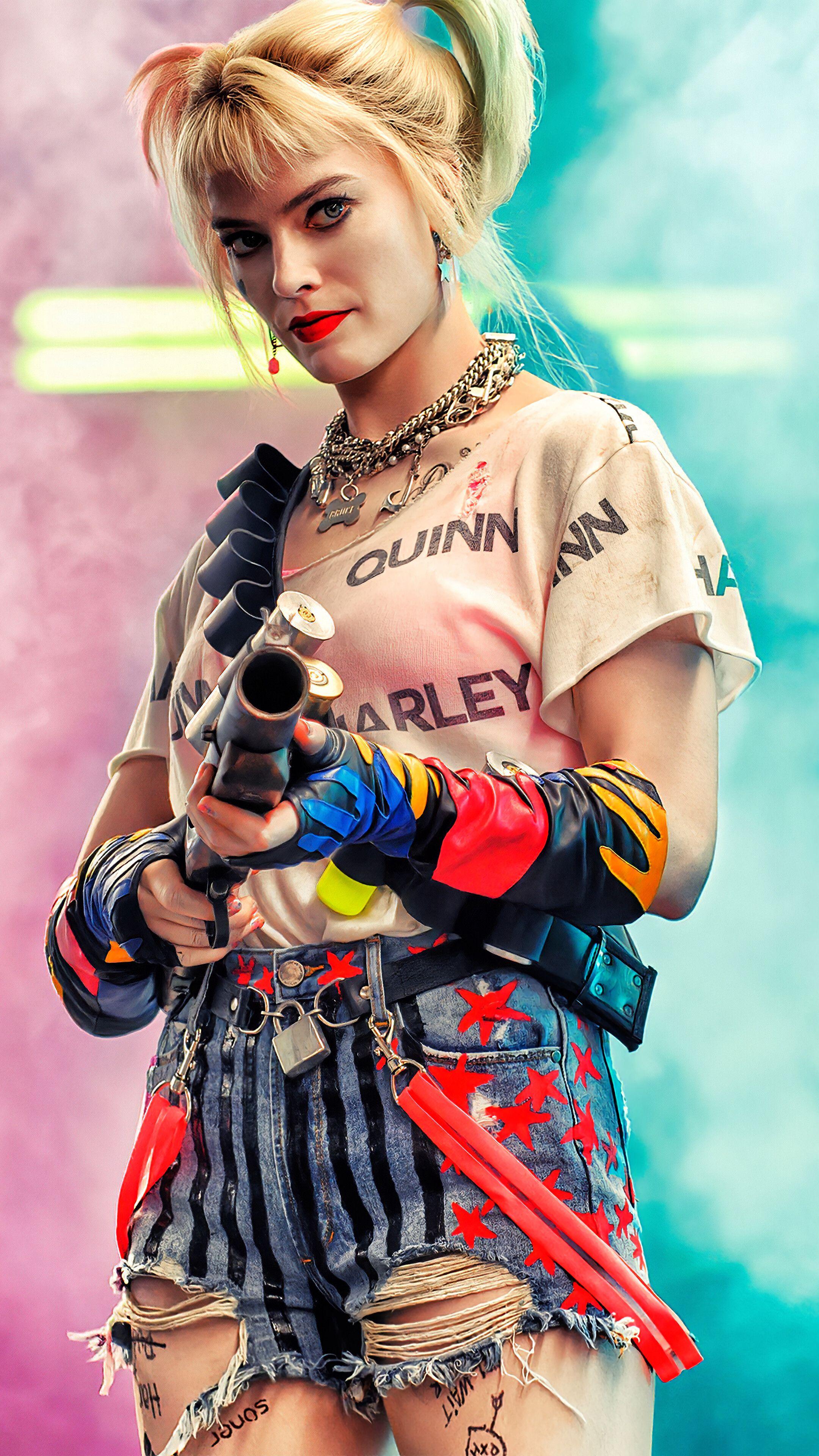 Iphone Ultra Hd Harley Quinn Wallpaper 4k ...