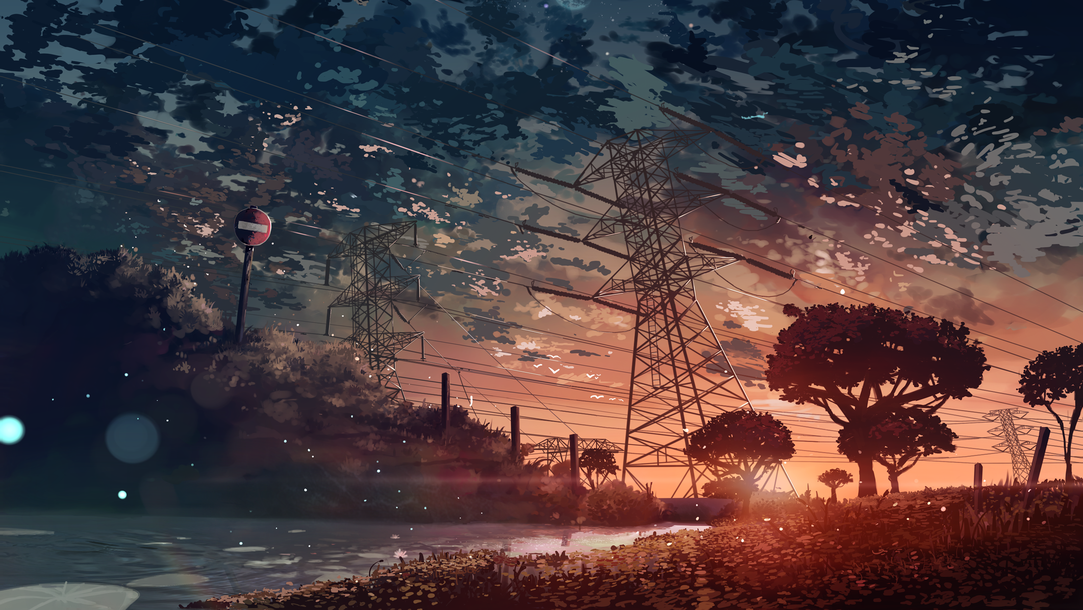 5 Centimeters Per Second Anime Hd Wallpapers Wallpaper Cave
