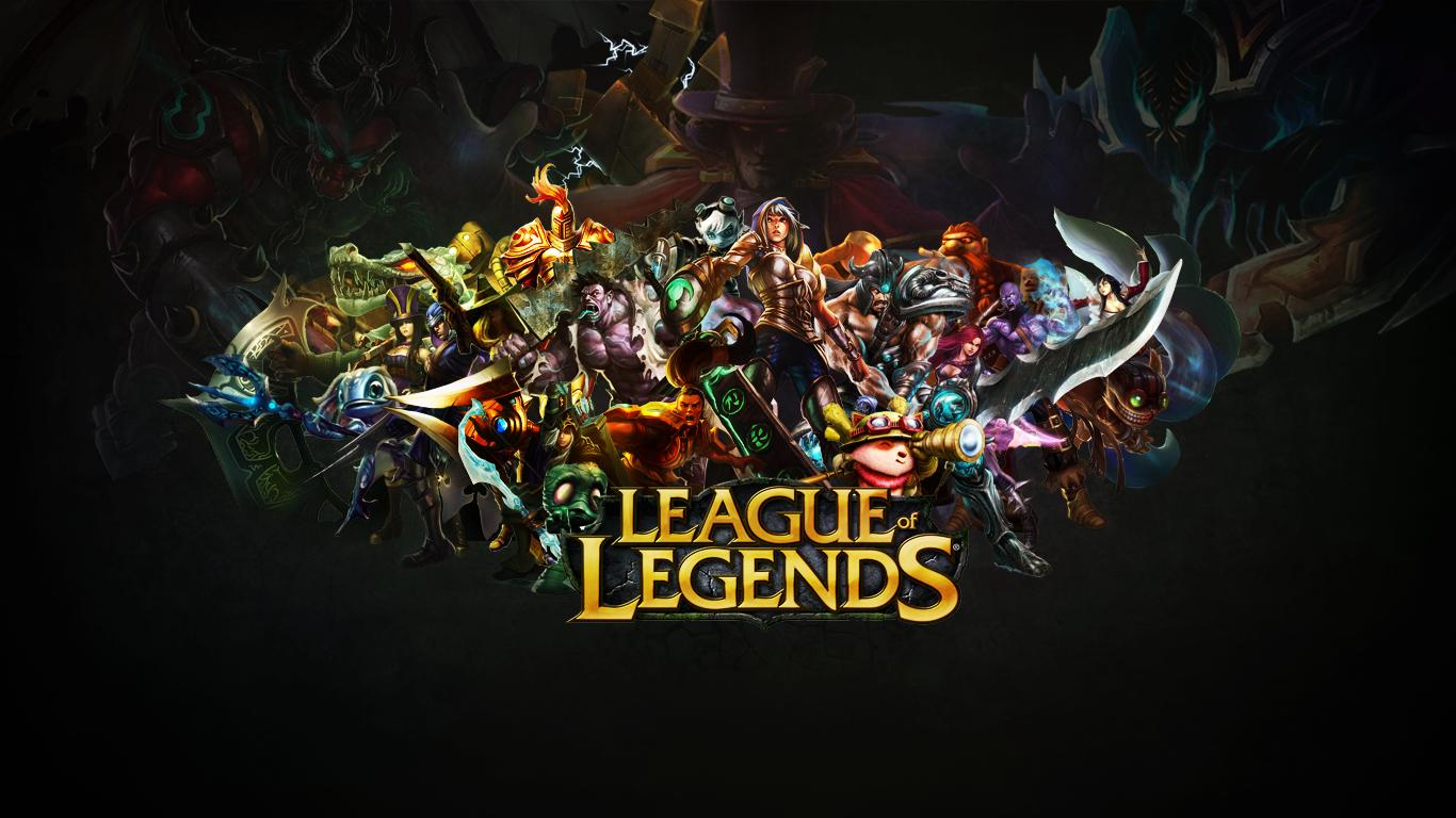 League Of Legends Pc Wallpapers Wallpaper Cave