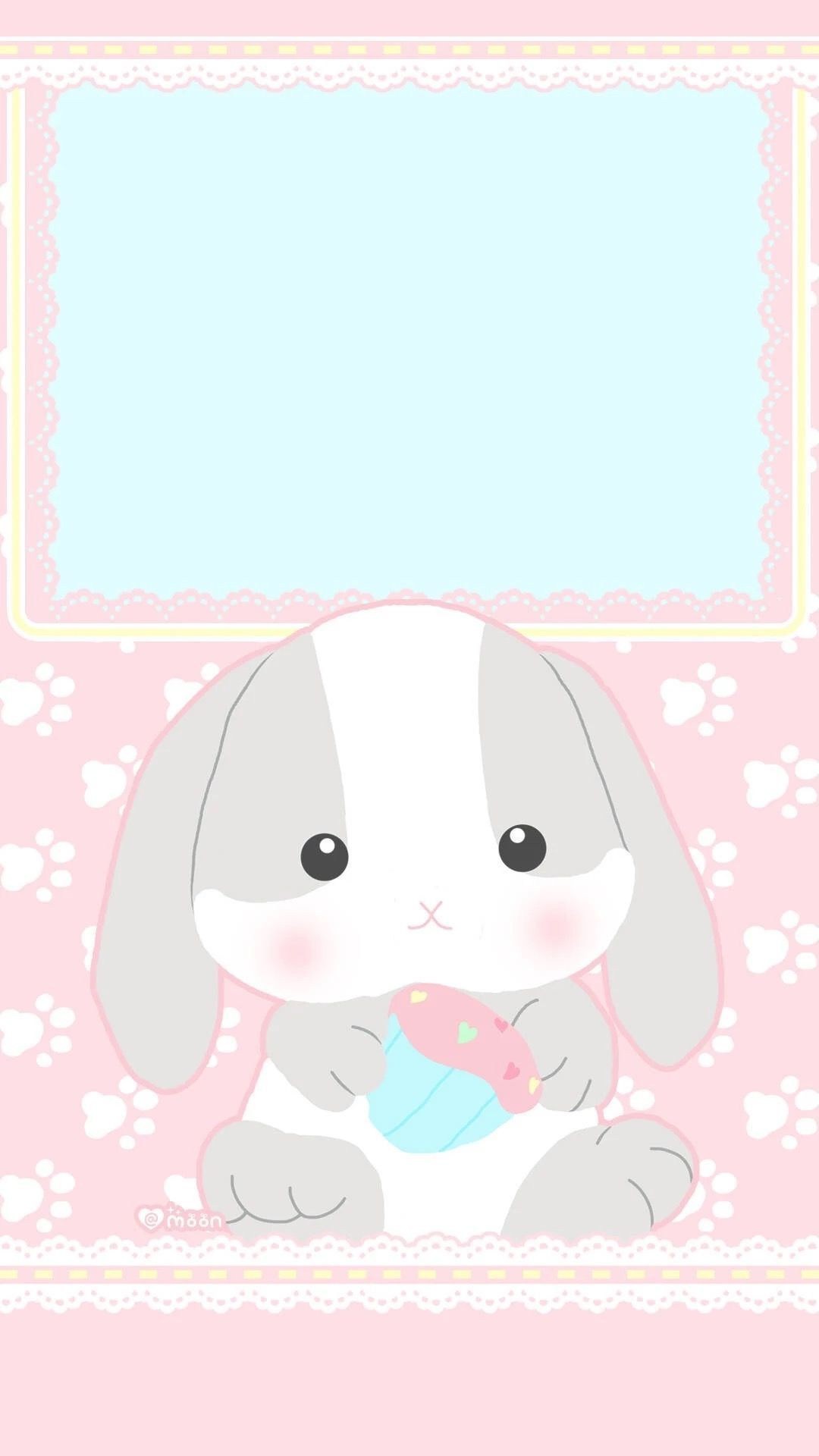 Easter Kawaii Wallpapers Wallpaper Cave