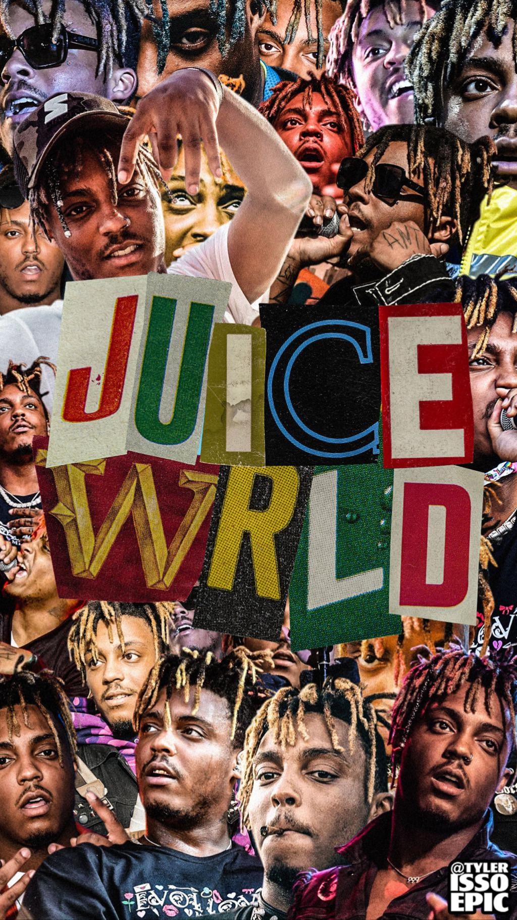 Aesthetic Juice Wrld Wallpapers Wallpaper Cave