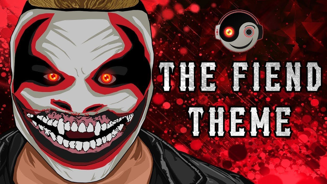 The Fiend WWE Anime Wallpapers - Wallpaper Cave