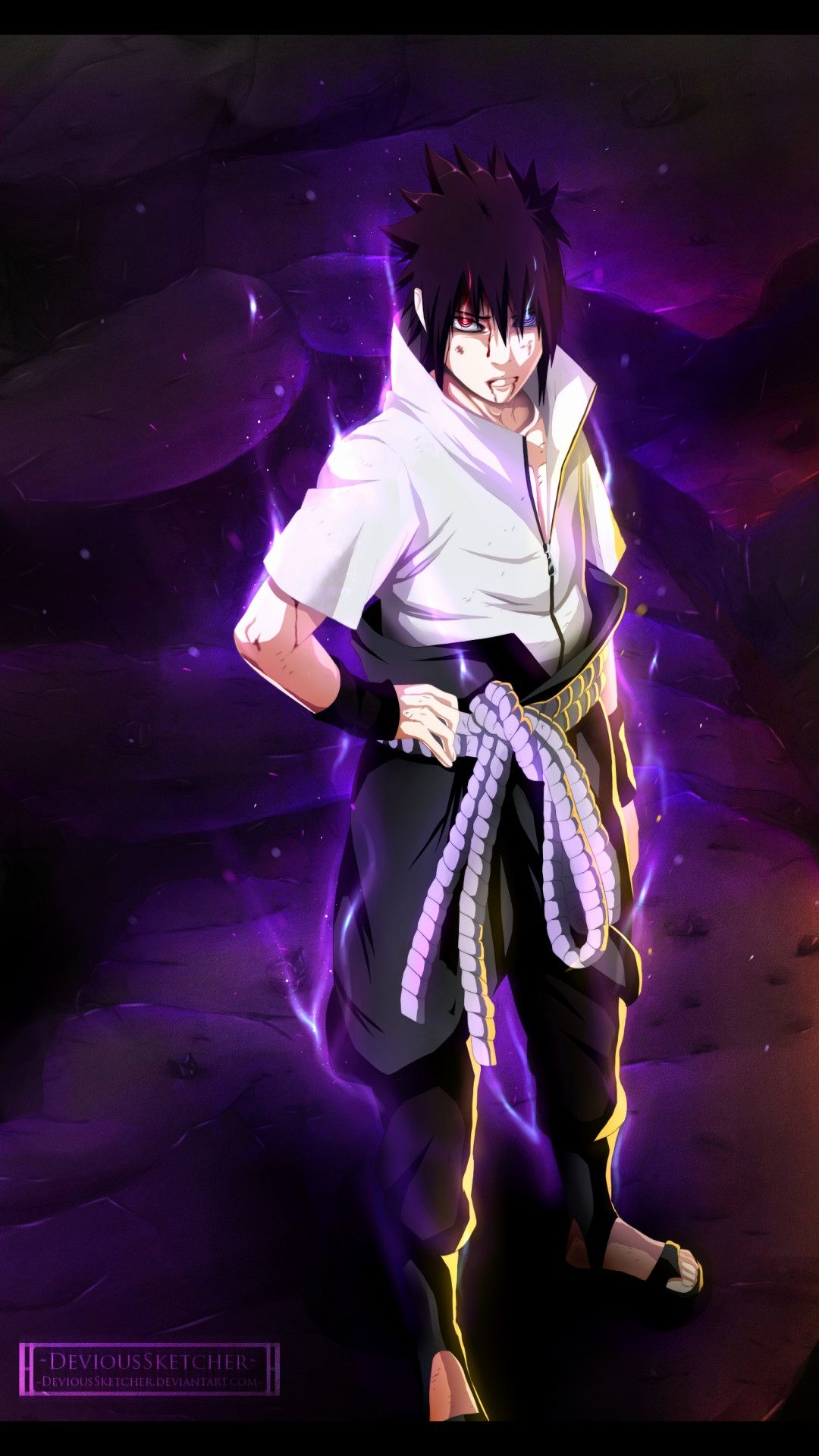 Naruto And Sasuke As Adults Wallpapers - Wallpaper Cave