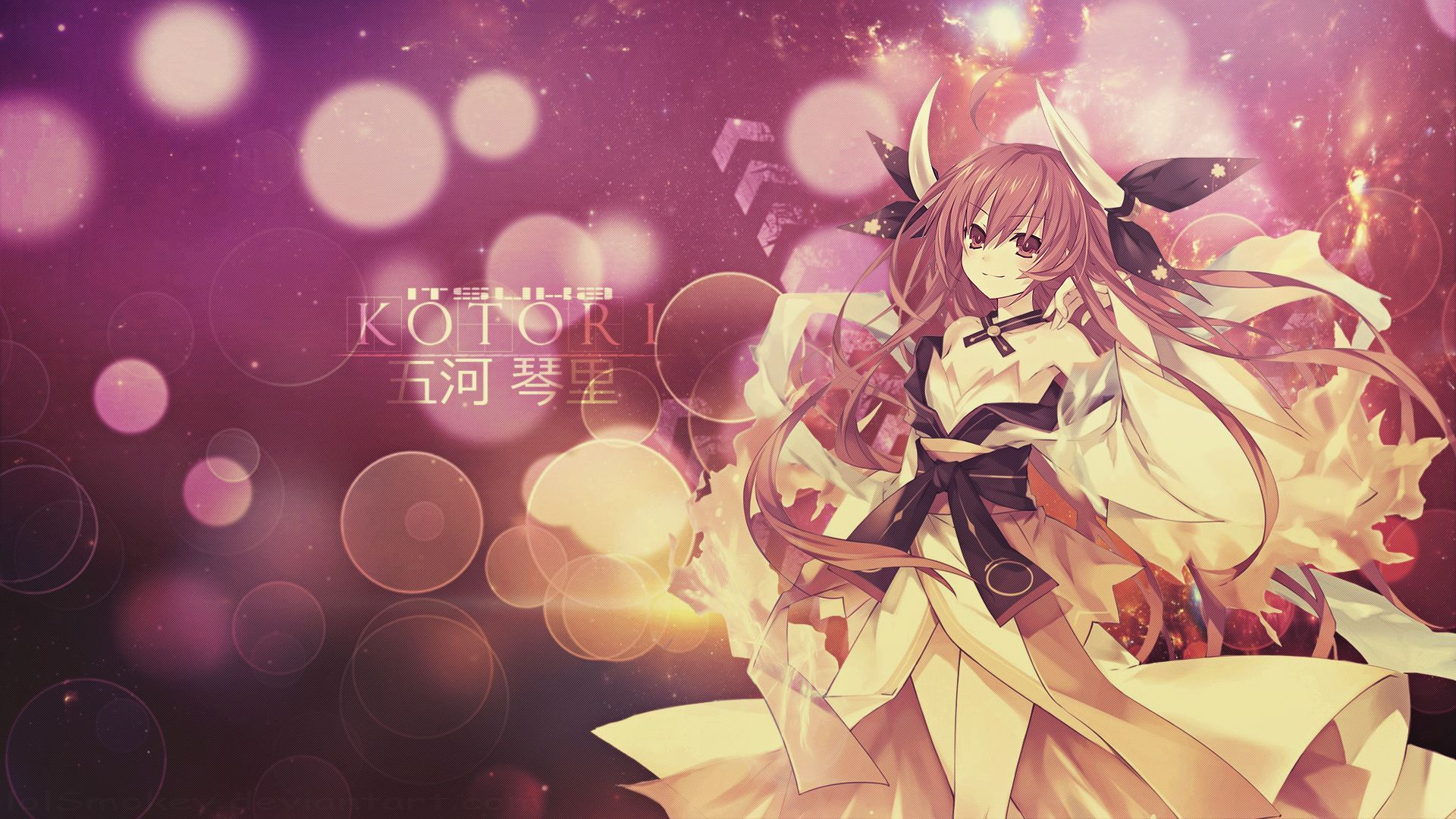 1920x1080 Anime Date A Live Wallpapers Wallpaper Cave