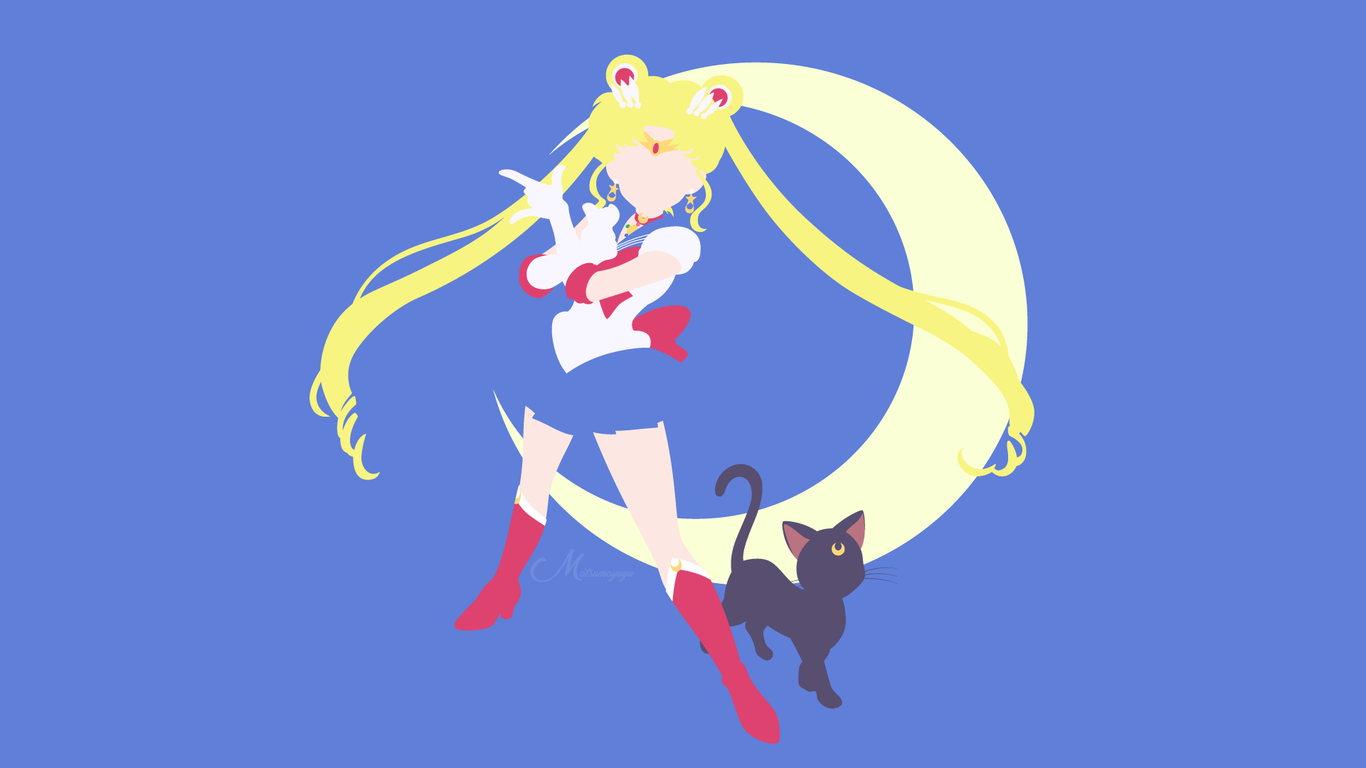 Sailor Moon Wallpaper Pc