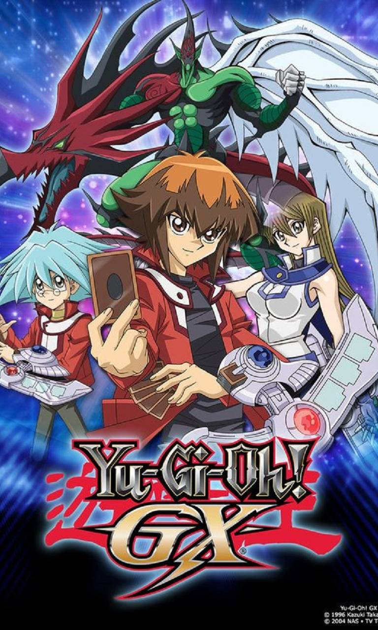 Yugioh Gx Iphone Wallpapers Wallpaper Cave