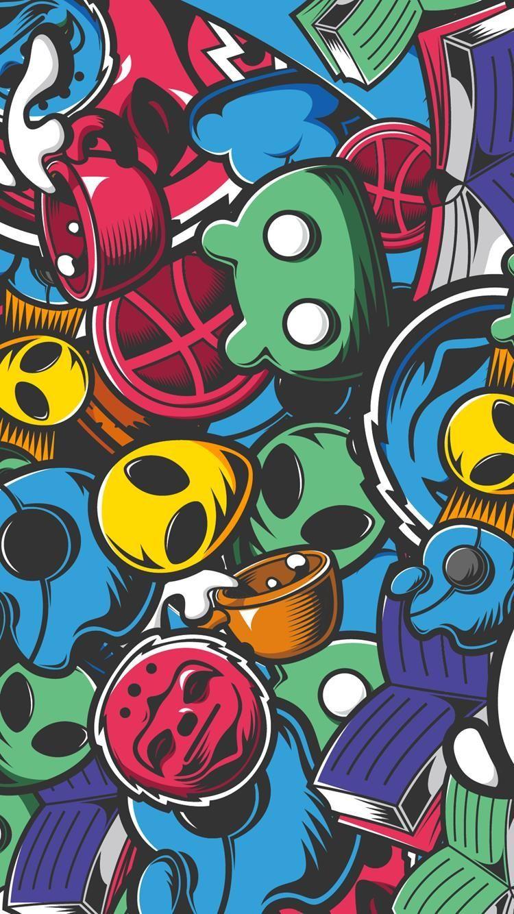 Best Phone Graffiti Wallpapers - Wallpaper Cave