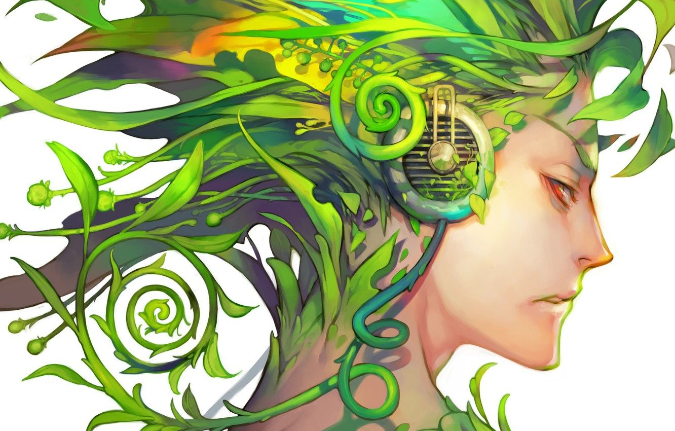 Green Anime Boys Wallpapers - Wallpaper Cave