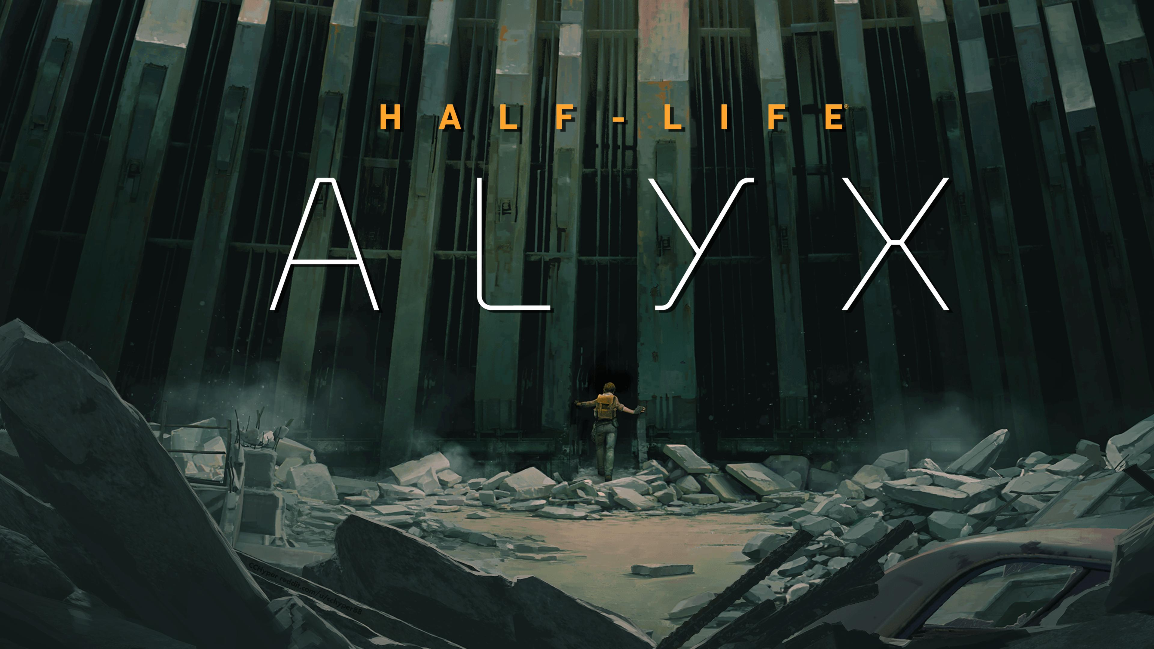 Half Life Alyx Hd Wallpapers Wallpaper Cave
