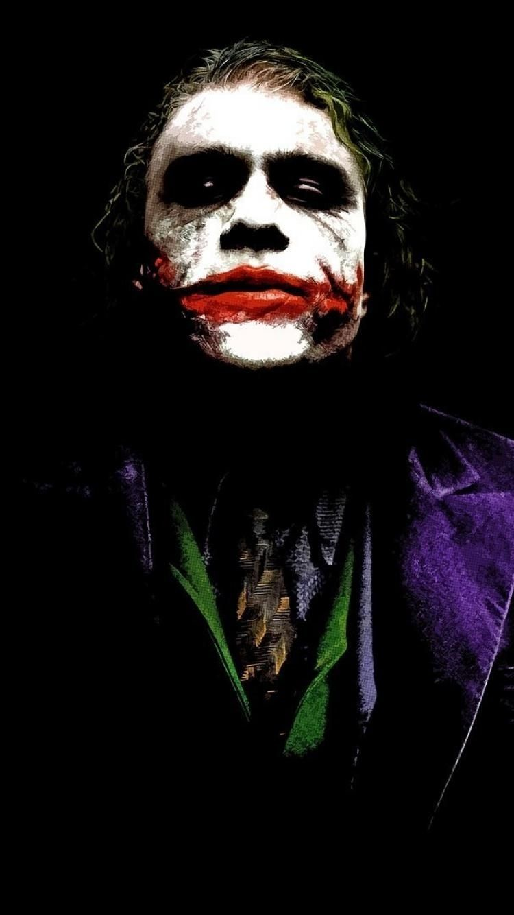 Joker Dark Knight Iphone Hd Wallpapers Wallpaper Cave