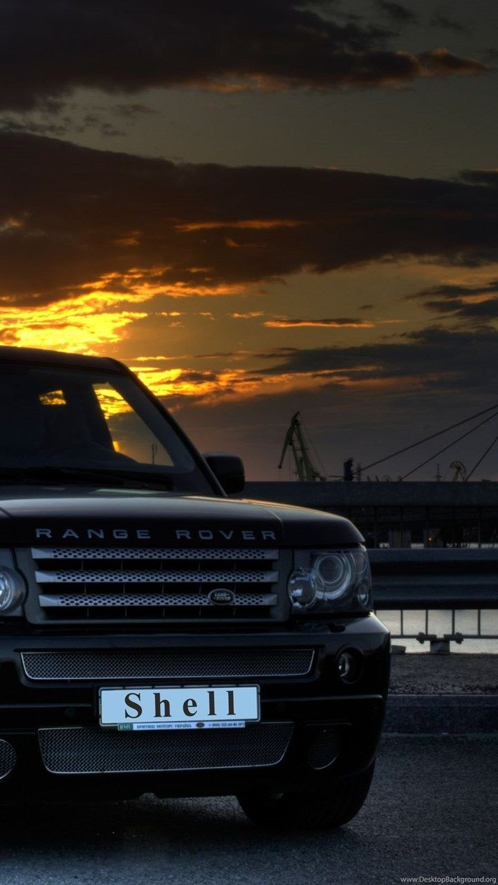 Black Range Rover Hd Iphone Wallpapers Wallpaper Cave