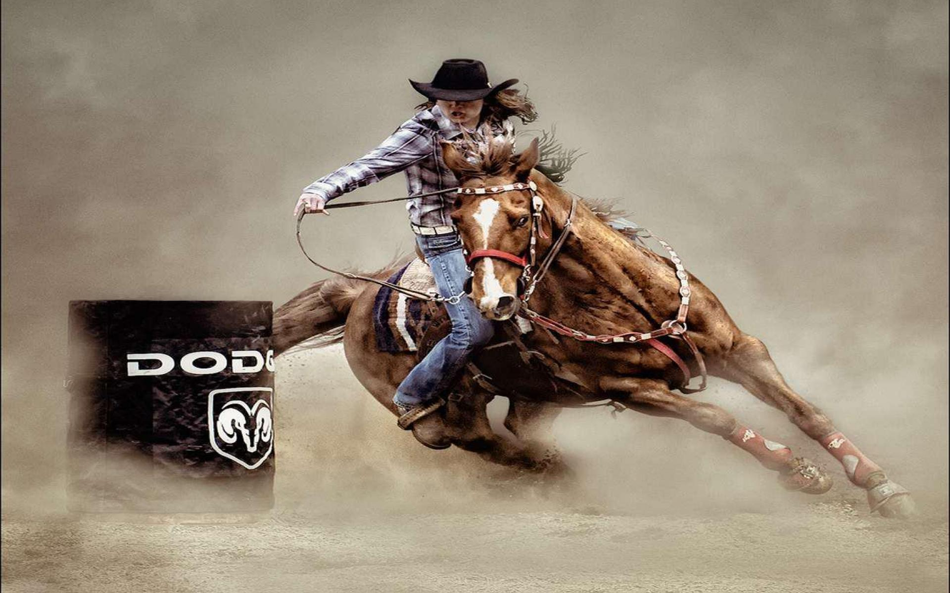 Women Rodeo Wallpapers Wallpaper Cave
