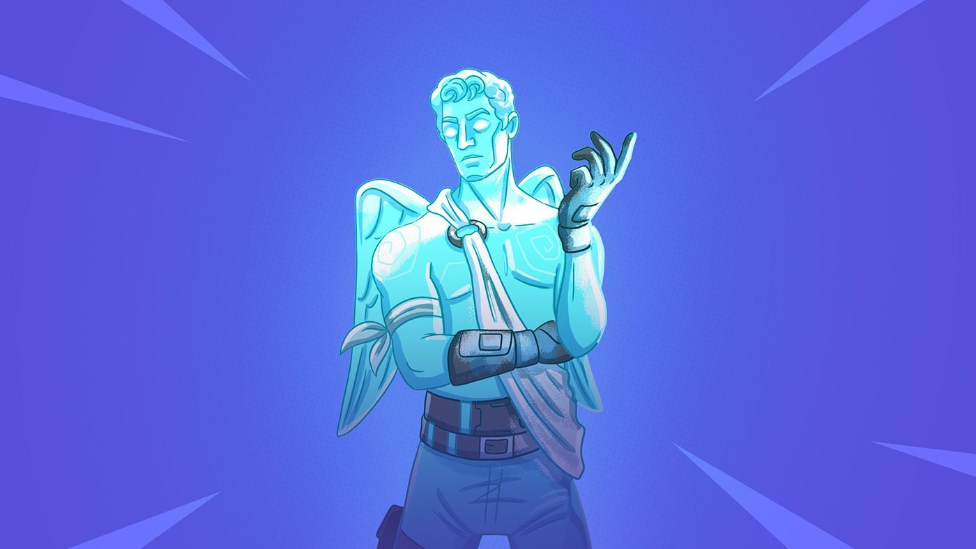 Cool Frozen Love Ranger Fortnite Desktop Wallpapers Wallpaper Cave
