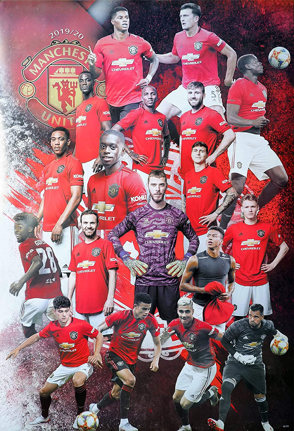 manchester united players 2020 wallpapers wallpaper cave manchester united players 2020