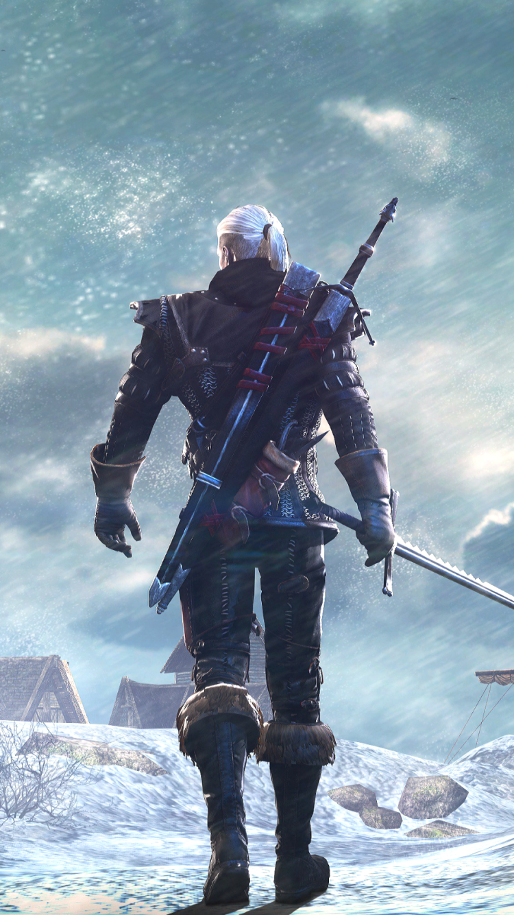 The Witcher 3 Phone Wallpapers - Wallpaper Cave