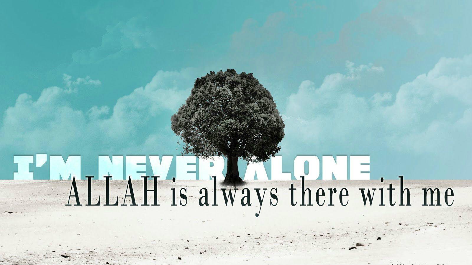 Islamic Quote Desktop Wallpapers - Wallpaper Cave