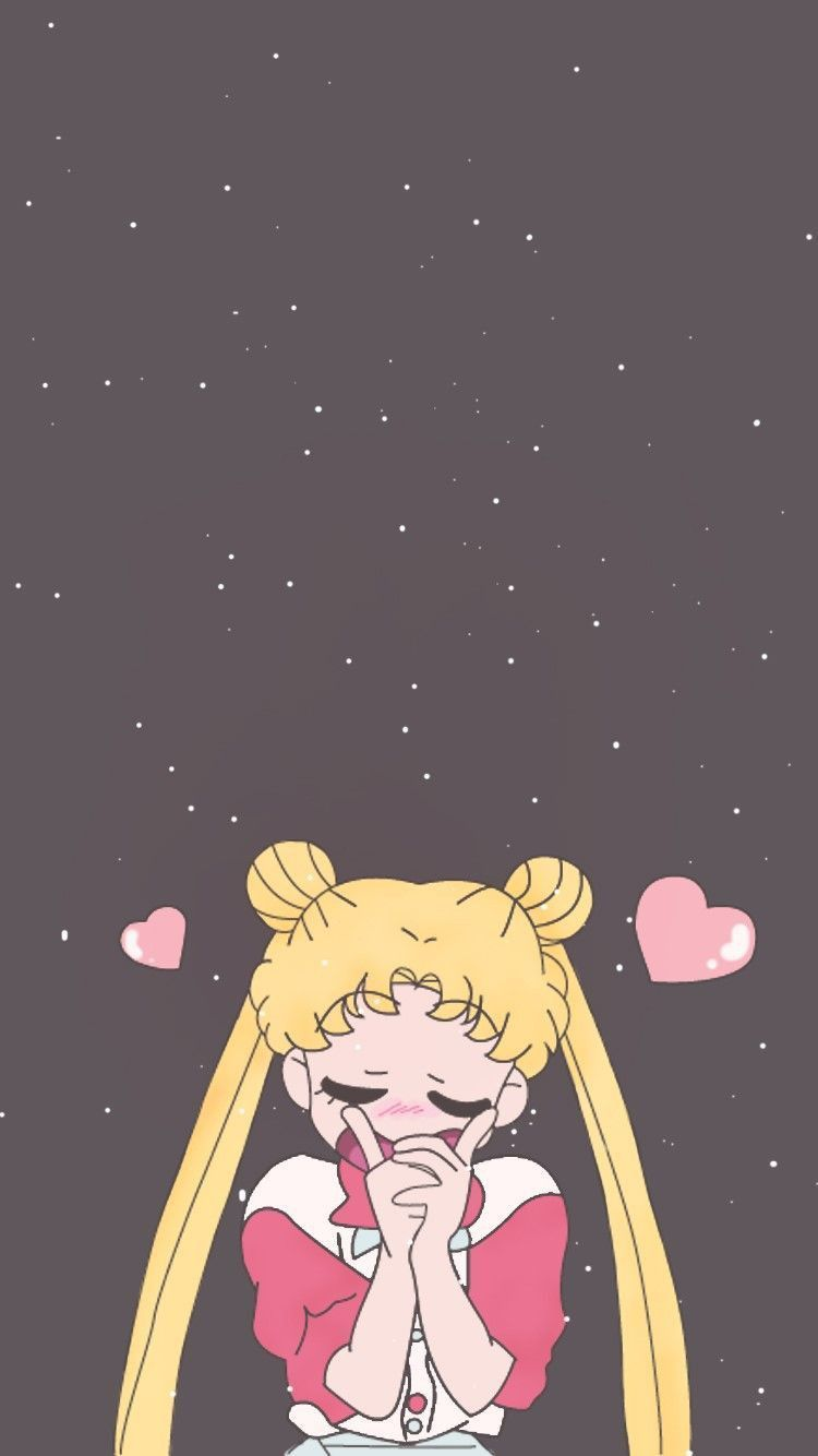 Aesthetic Sailor Moon Wallpapers   Wallpaper Cave