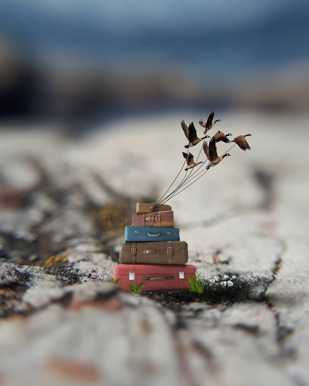 Miniature Photography Wallpapers Wallpaper Cave