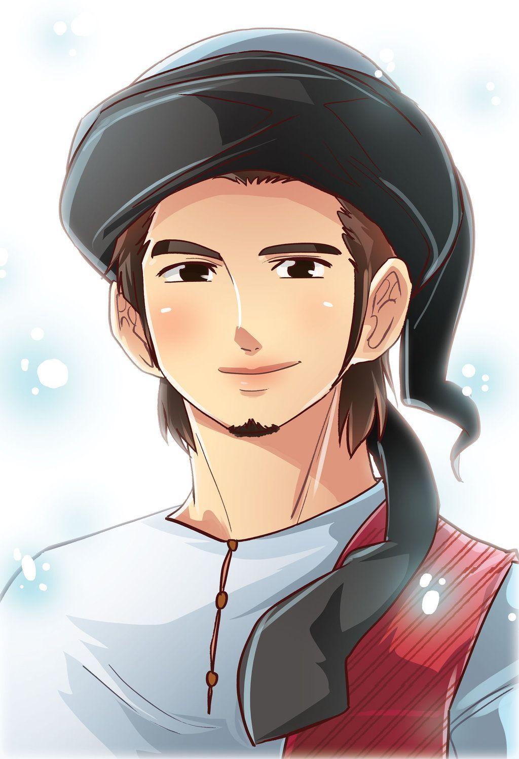Anime Boy Muslim Cute Wallpapers - Wallpaper Cave