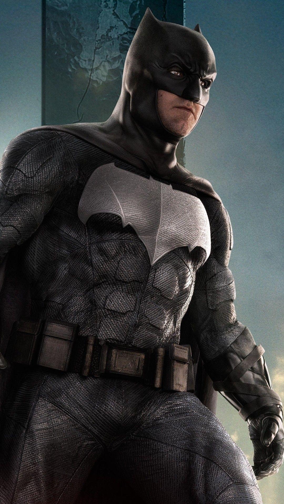 iPhone Ben Affleck Batman Wallpapers - Wallpaper Cave