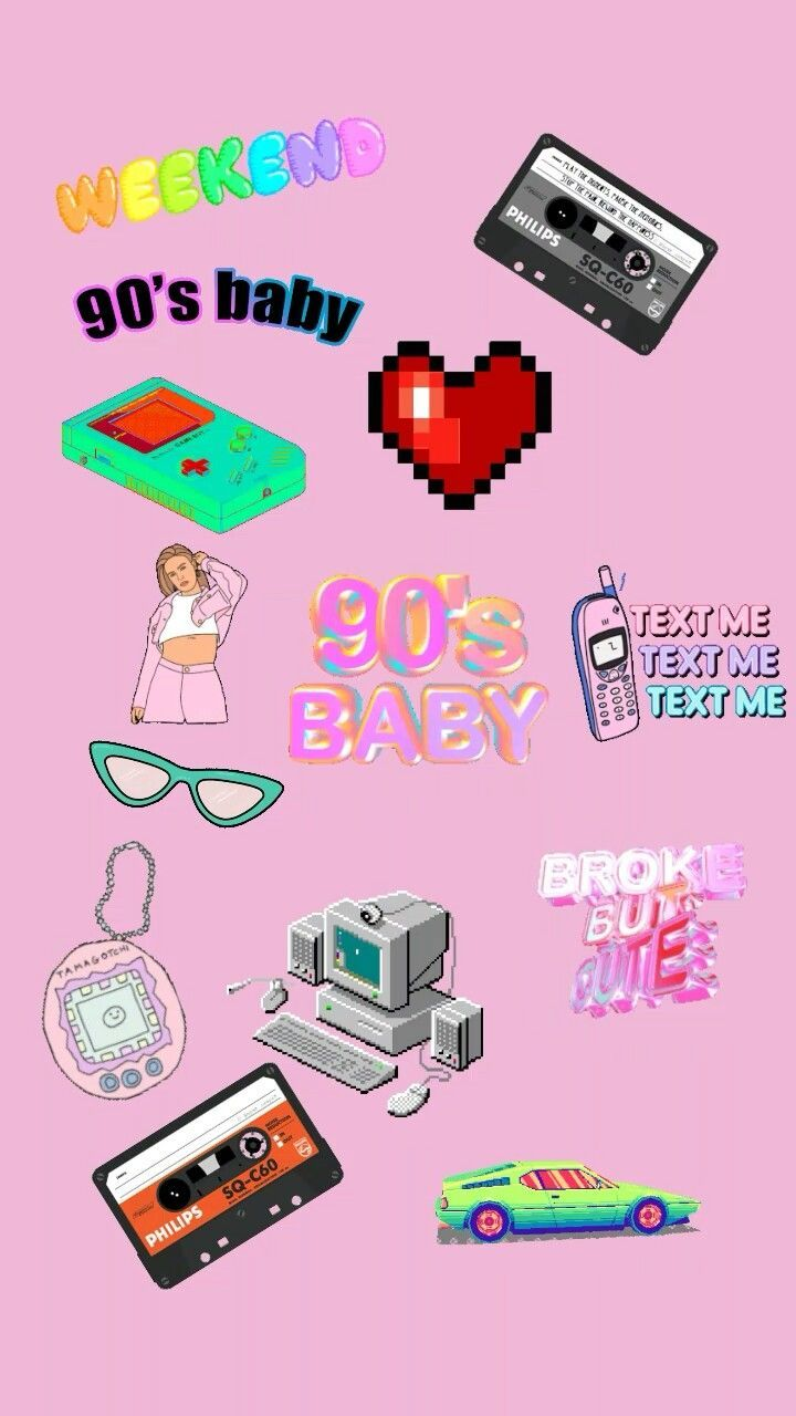 90's wallpapers in 2019
