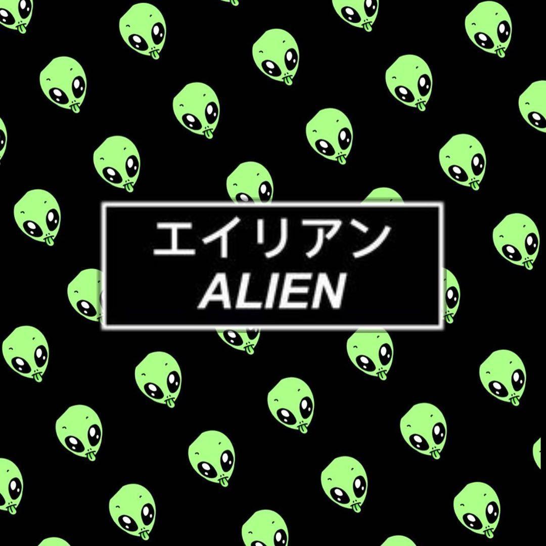 Alien Aesthetic Hd Wallpapers Wallpaper Cave