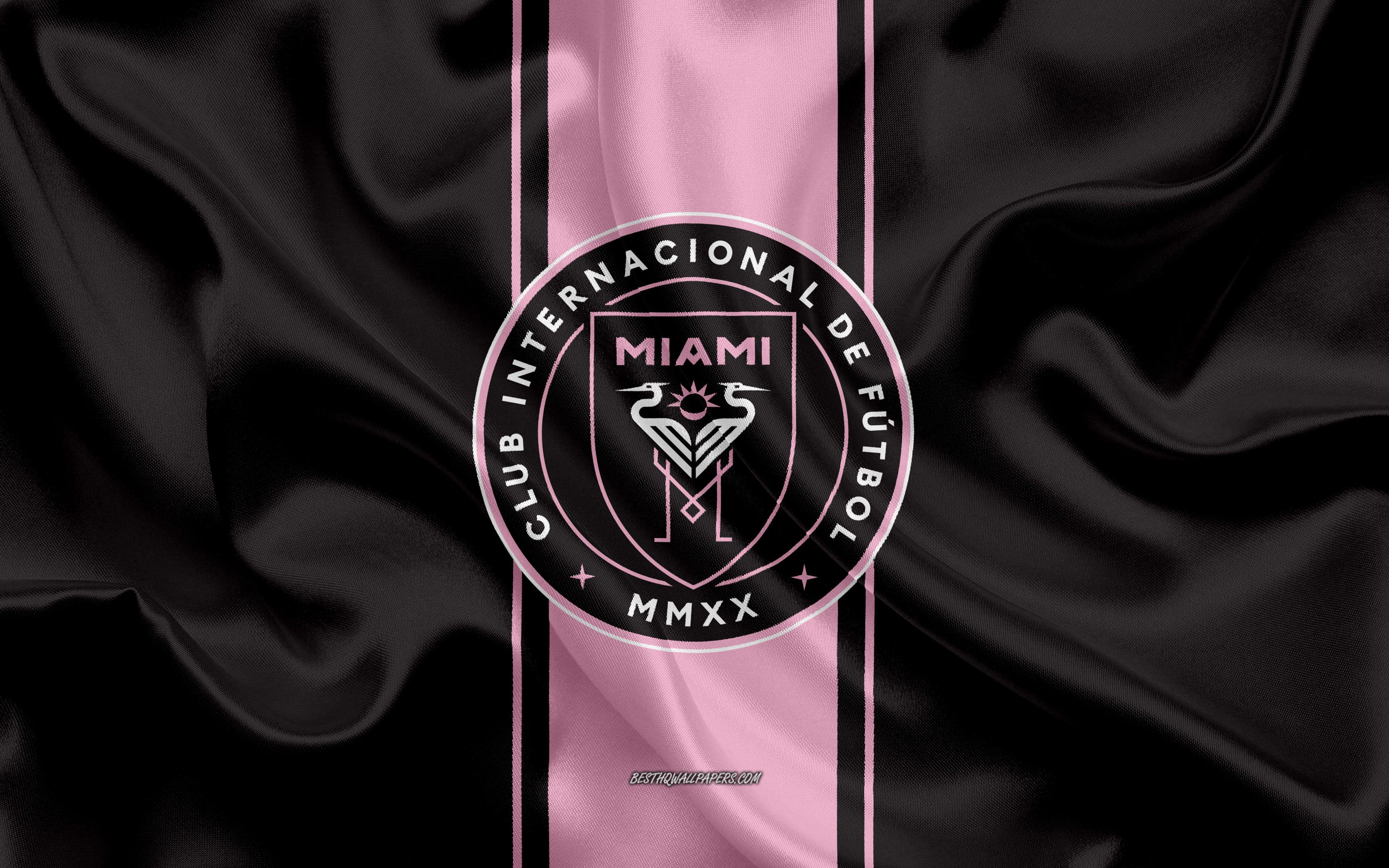 Inter Miami Wallpapers Wallpaper Cave