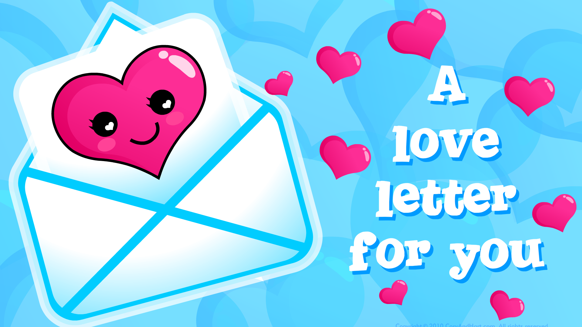 A Love Letter For You from wallpapercave.com