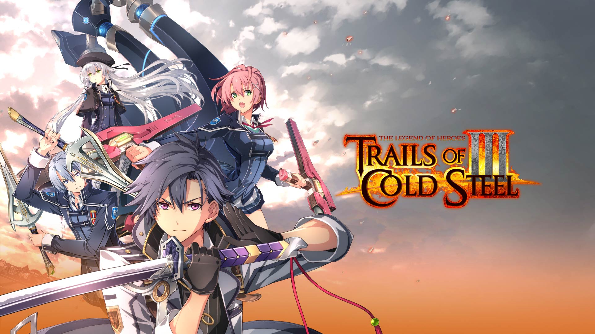 Trails Of Cold Steel 3 Wallpapers Wallpaper Cave