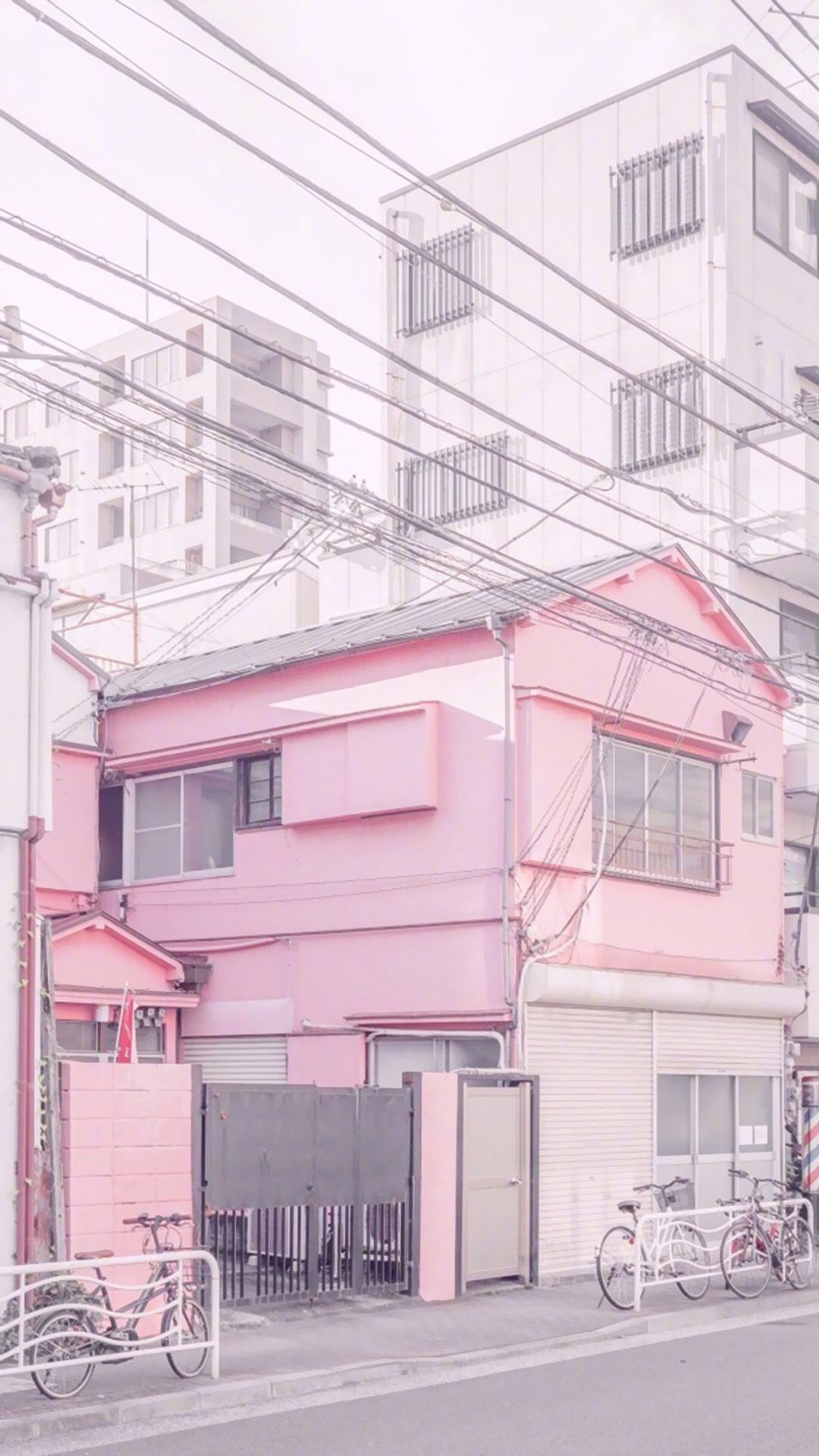 Japanese Pink Aesthetic Wallpapers Wallpaper Cave