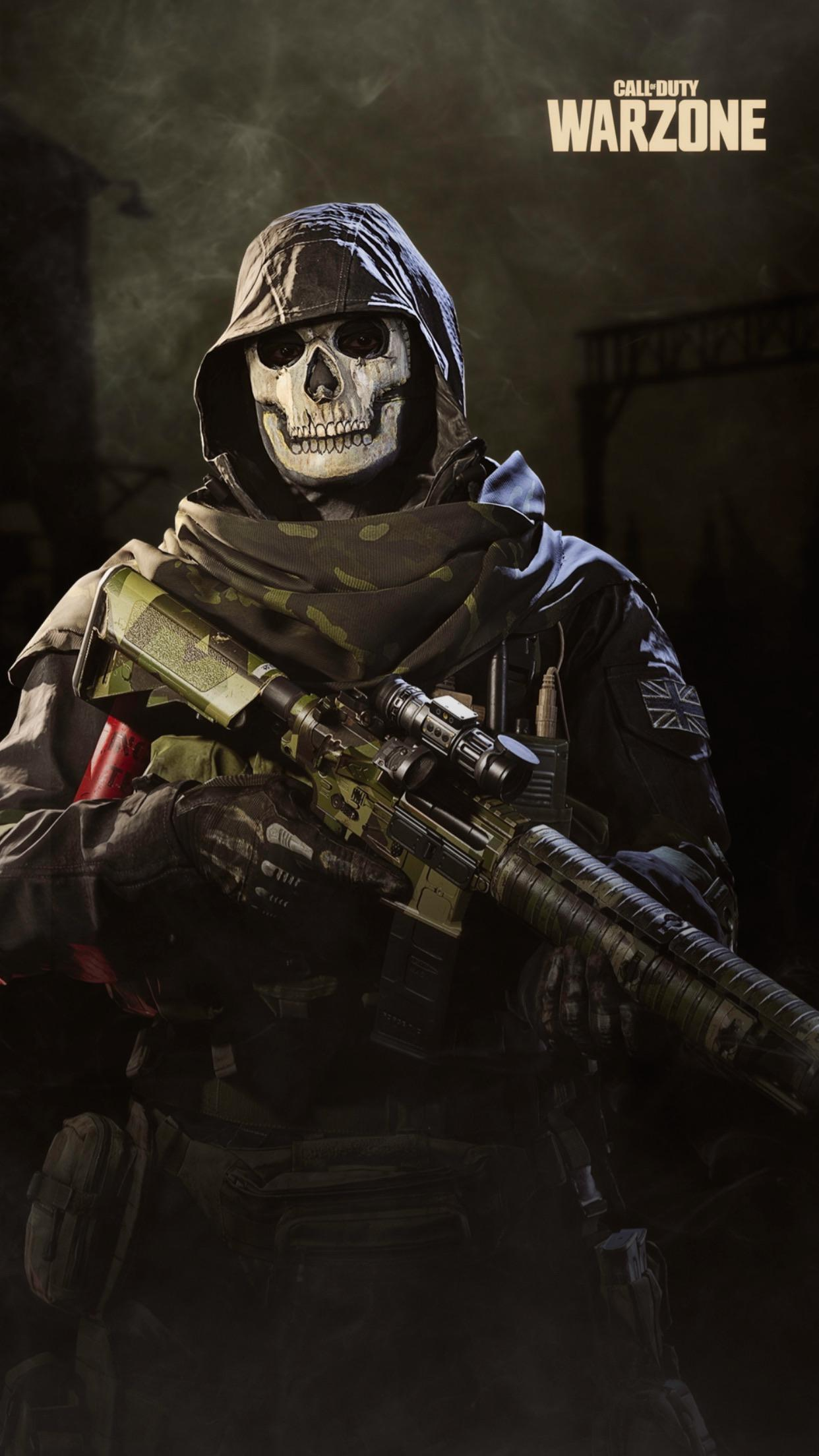 Call Of Duty Modern Warfare And Warzone Season 4 Wallpapers