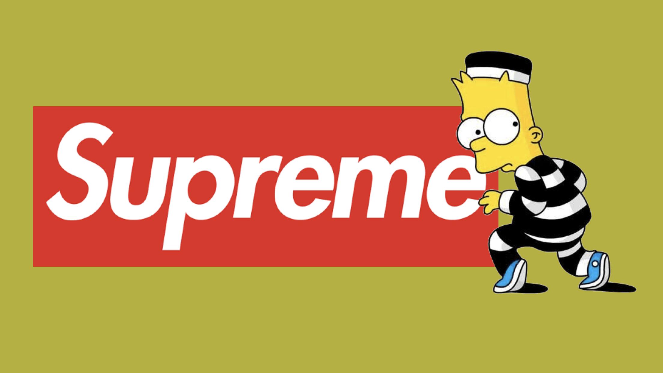 Supreme Simpsons Computer Wallpapers - Wallpaper Cave