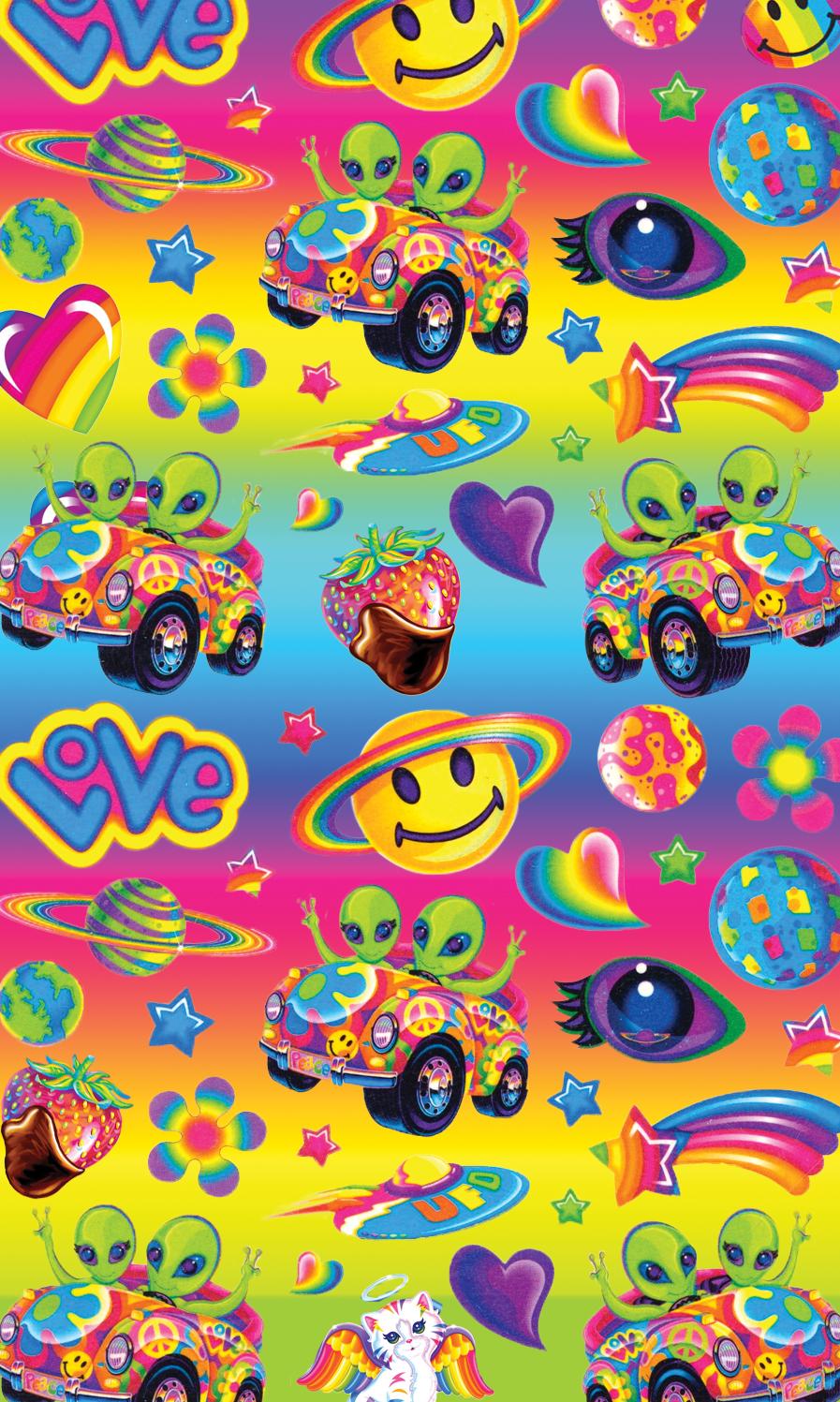 Lisa Frank Phone Wallpapers - Wallpaper Cave