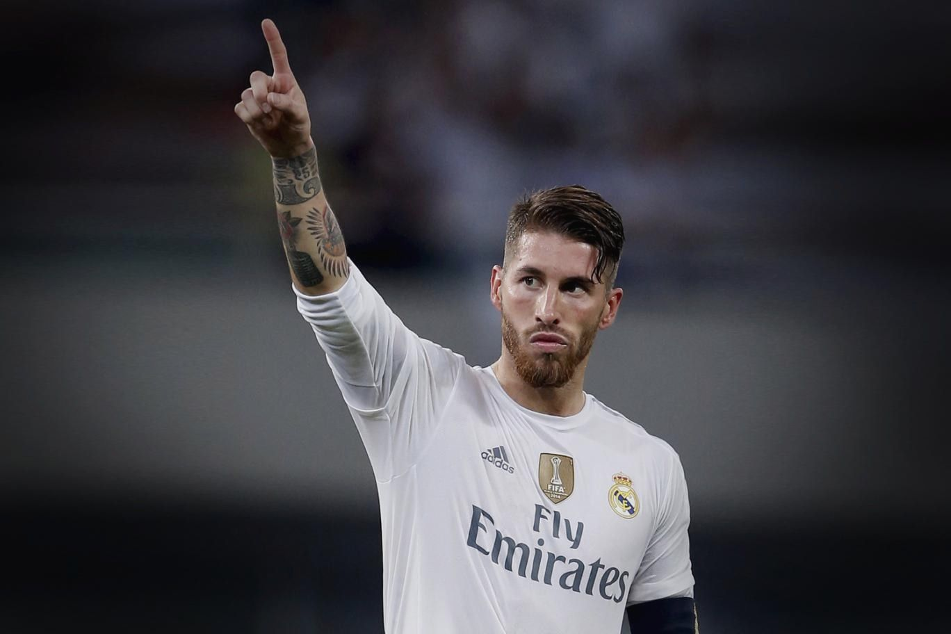 Sergio Ramos 2020 Desktop Wallpapers