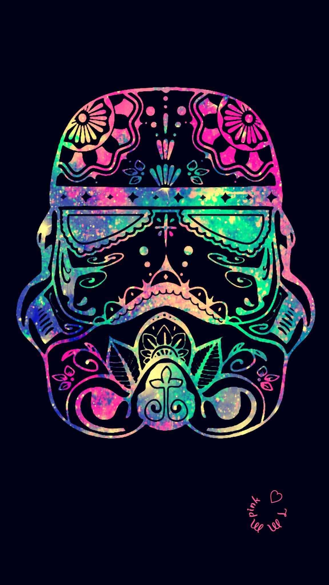 Neon Star Wars Wallpapers Wallpaper Cave