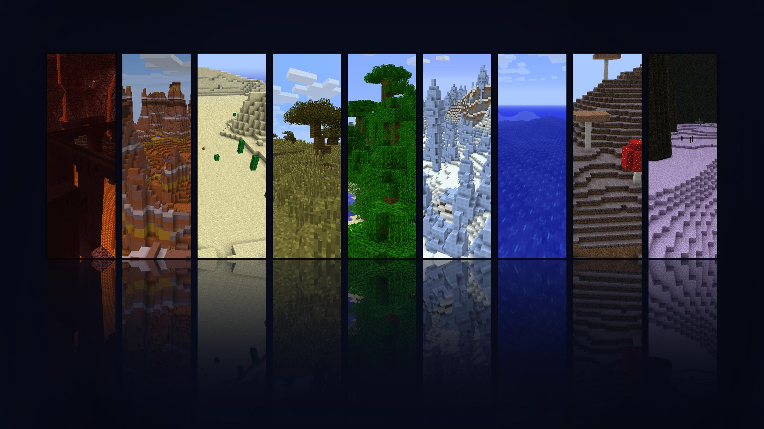 Aesthetic Minecraft Pc Wallpapers Wallpaper Cave