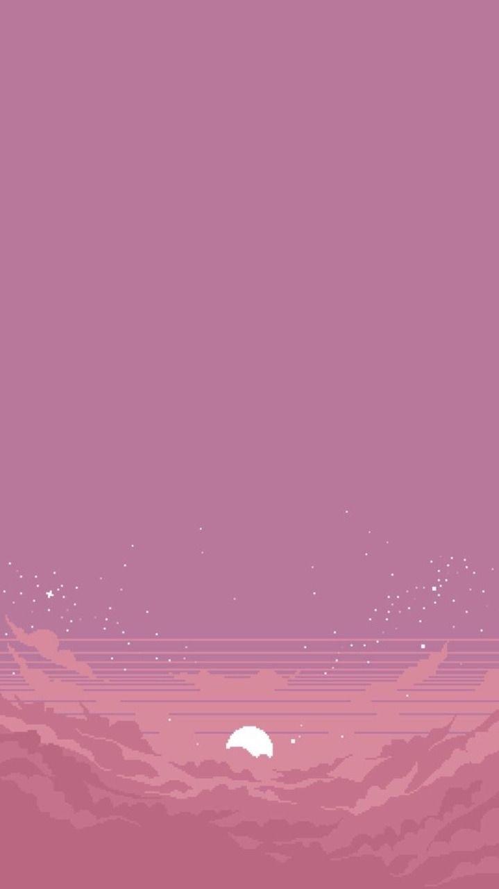 Kawaii Pixel Sky Wallpapers Wallpaper Cave