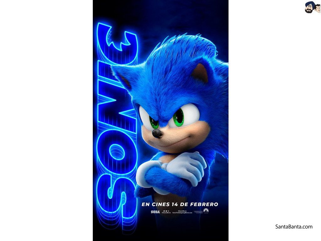 Sonic The Movie Wallpapers Wallpaper Cave