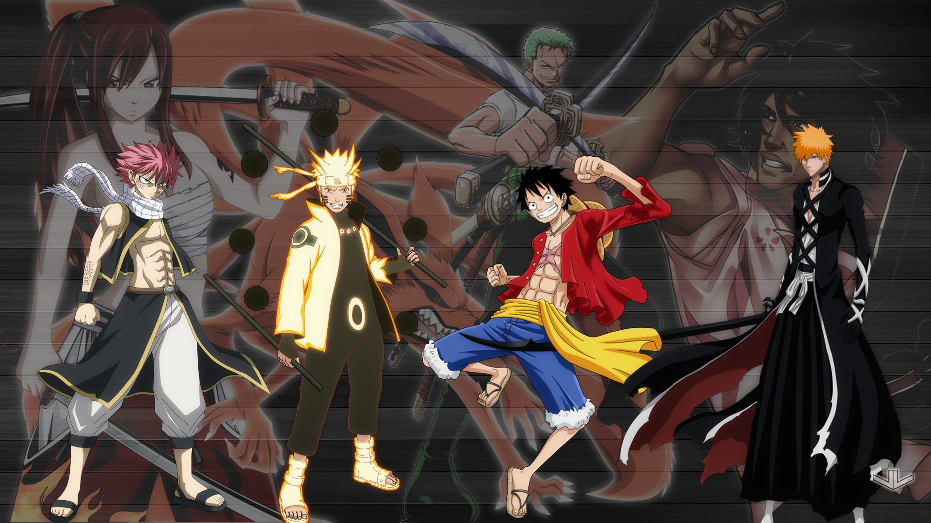 Anime 4k One Piece Naruto Wallpapers - Wallpaper Cave
