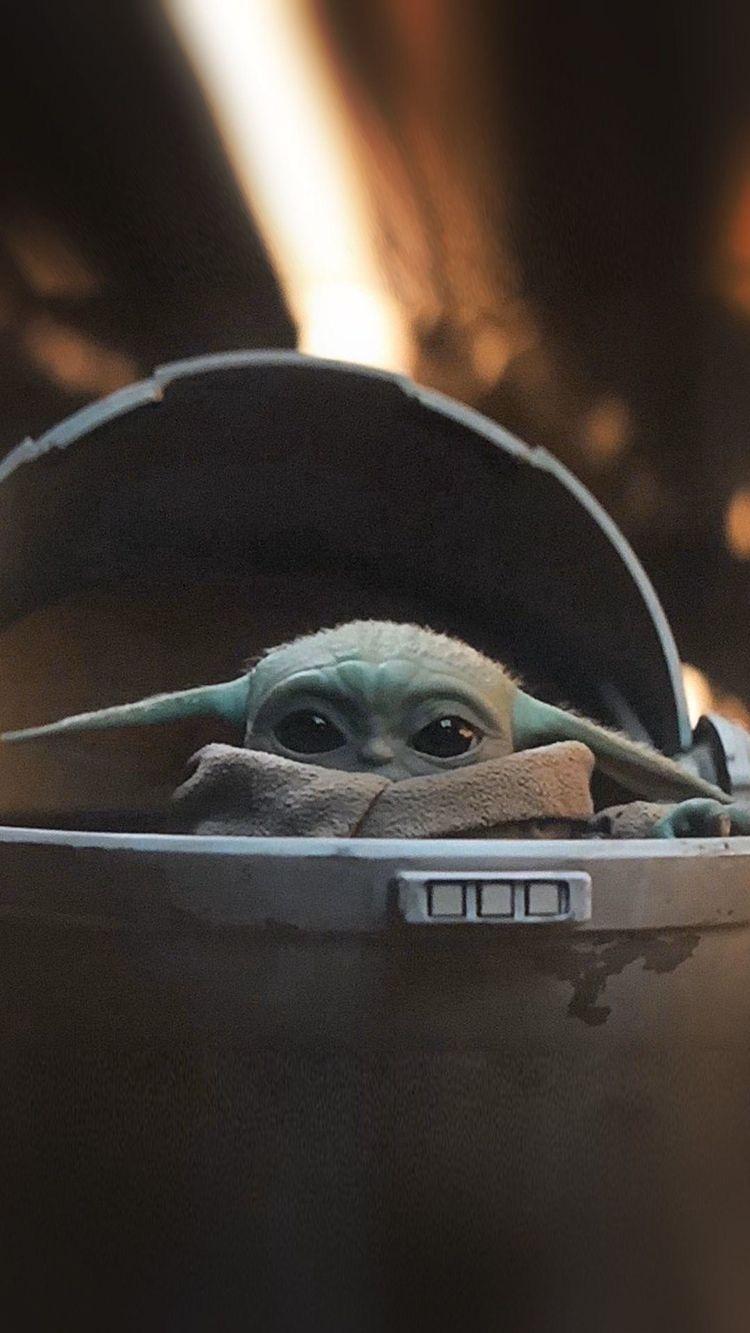 Baby Yoda 4k Mobile Wallpapers Wallpaper Cave
