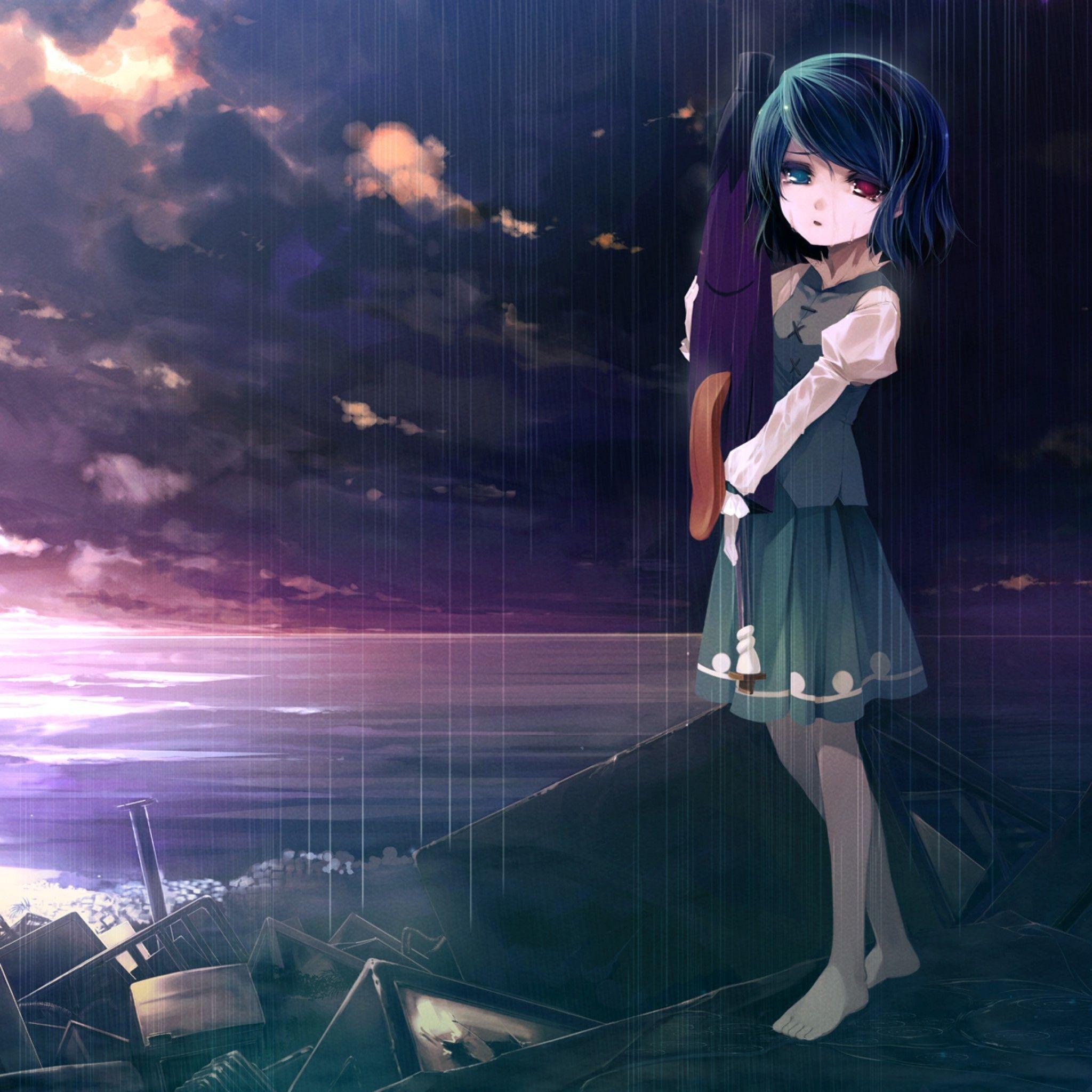 Anime Sad Boy 4k Wallpapers - Wallpaper Cave
