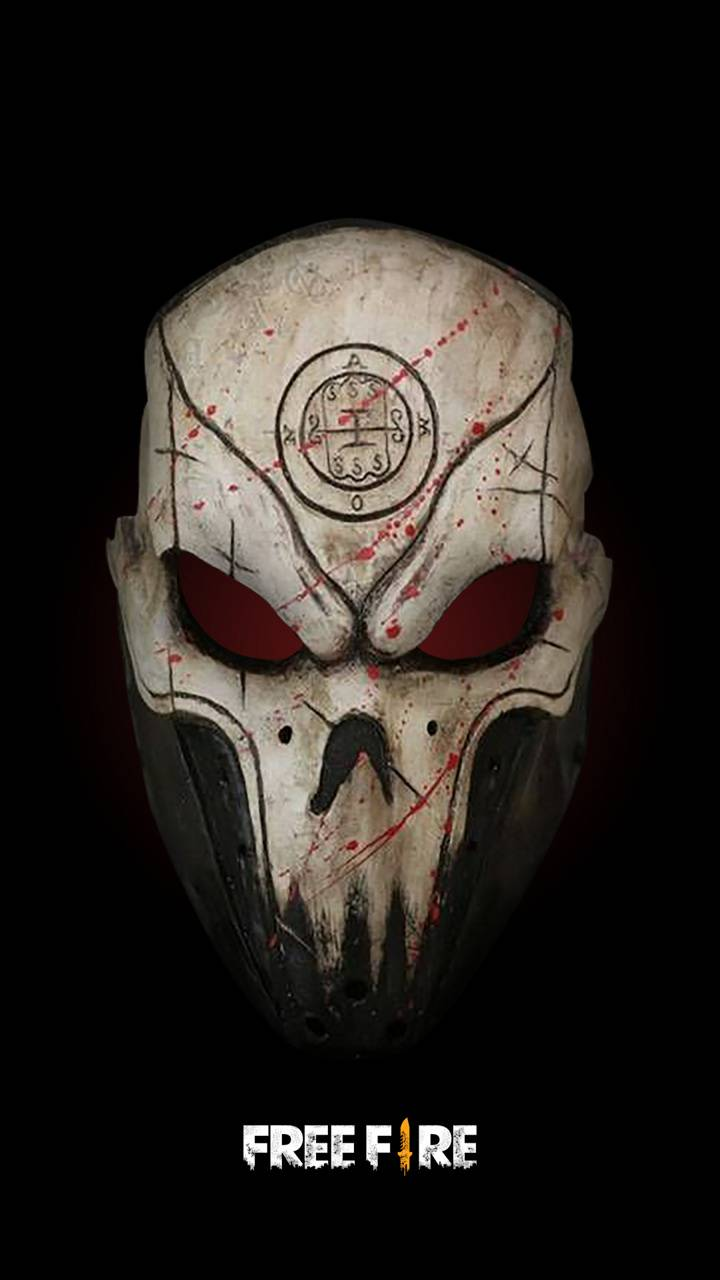 Free Fire Skull Mask Wallpapers Wallpaper Cave