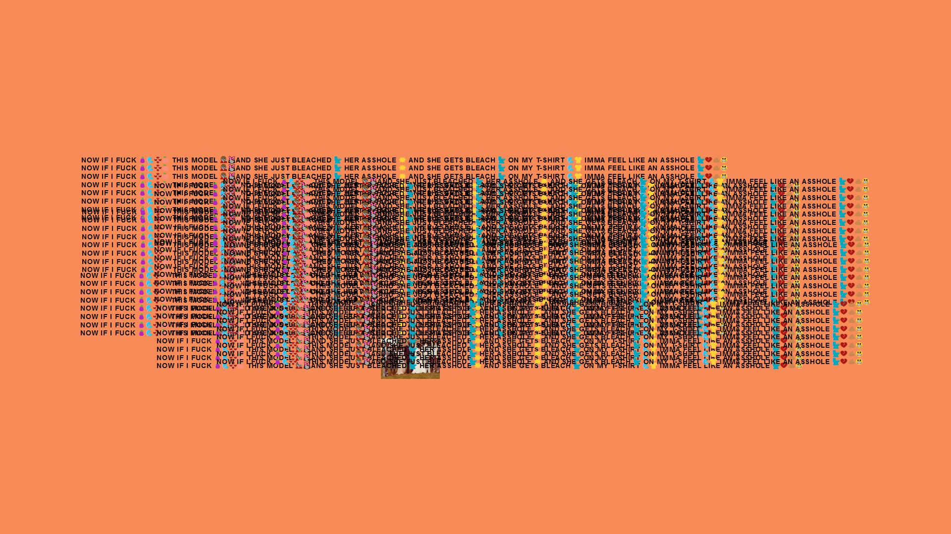 orange aesthetic pc wallpapers