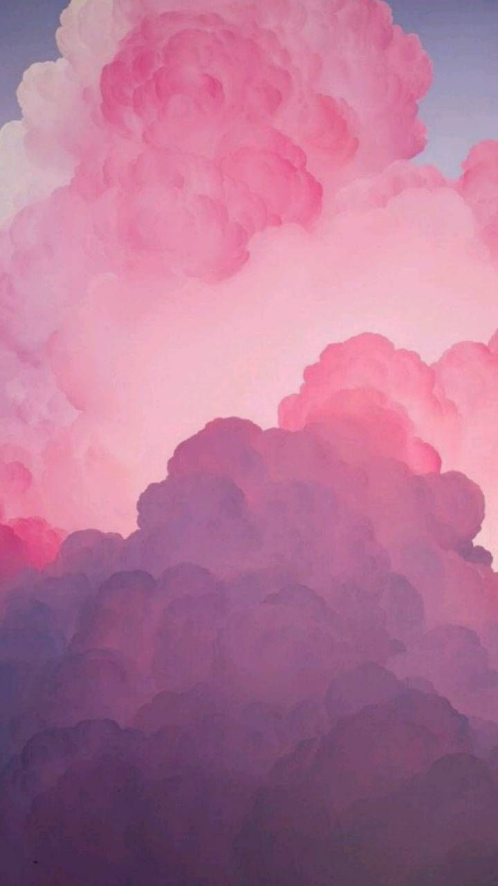 Pink Cloud Aesthetic Desktop Wallpapers - Wallpaper Cave