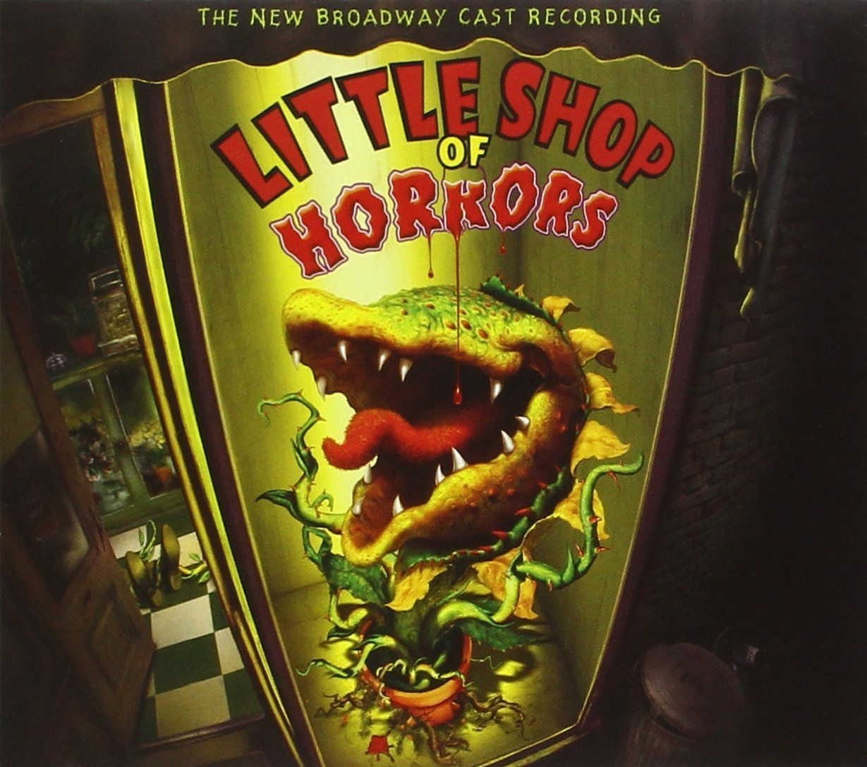 Little Shop Of Horrors Wallpapers Wallpaper Cave