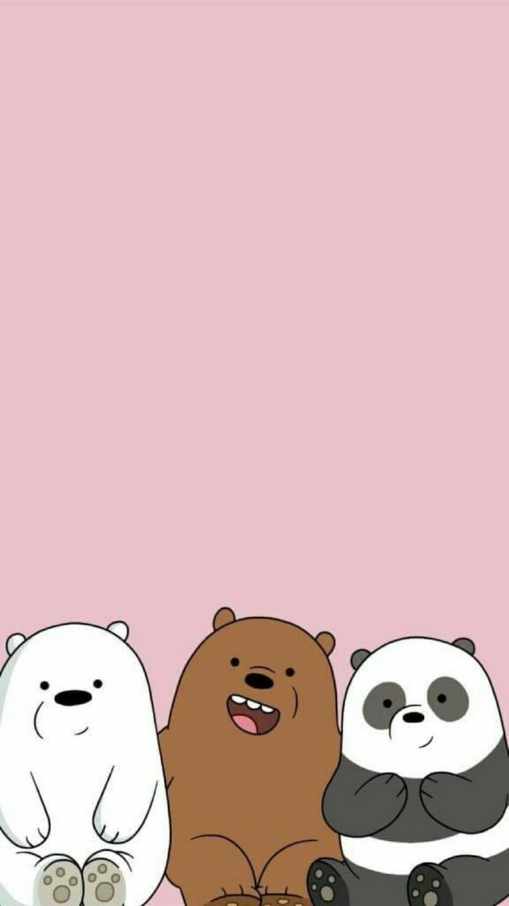 Aesthetic We Bare Bears Wallpapers - Wallpaper Cave