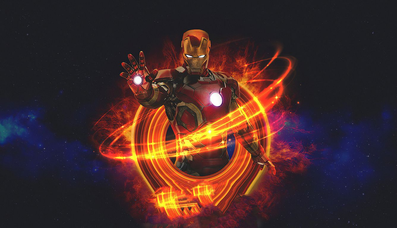 Iron Man Laptop Wallpapers Wallpaper Cave