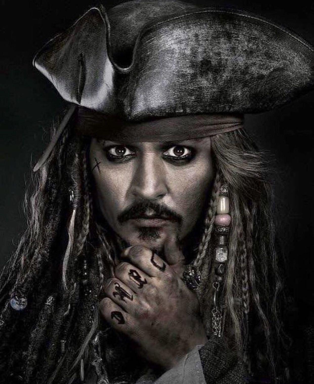 Captain Jack Sparrow Anime Fanart HD Wallpapers ...