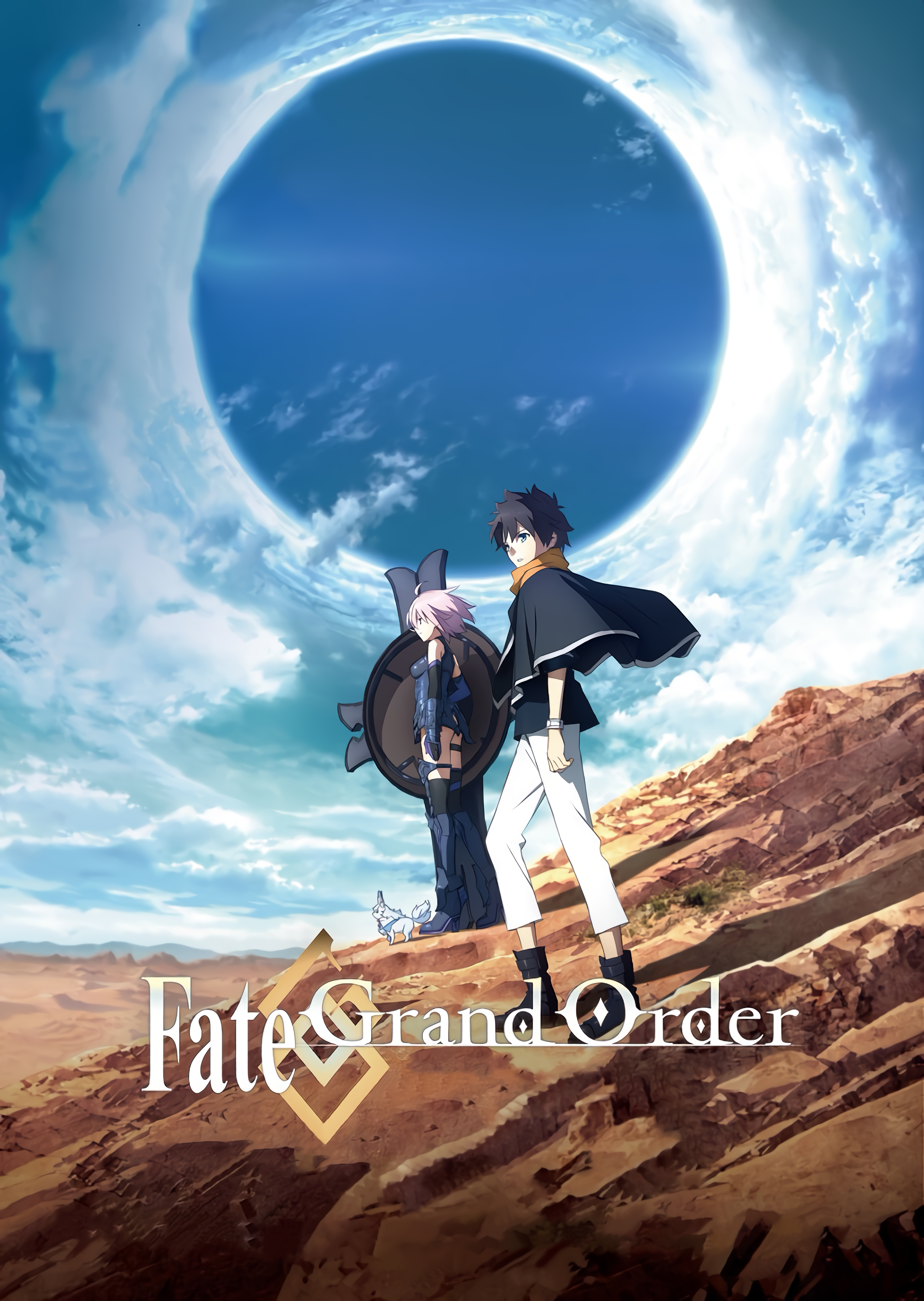 Fate Grand Order Iphone Wallpapers Wallpaper Cave