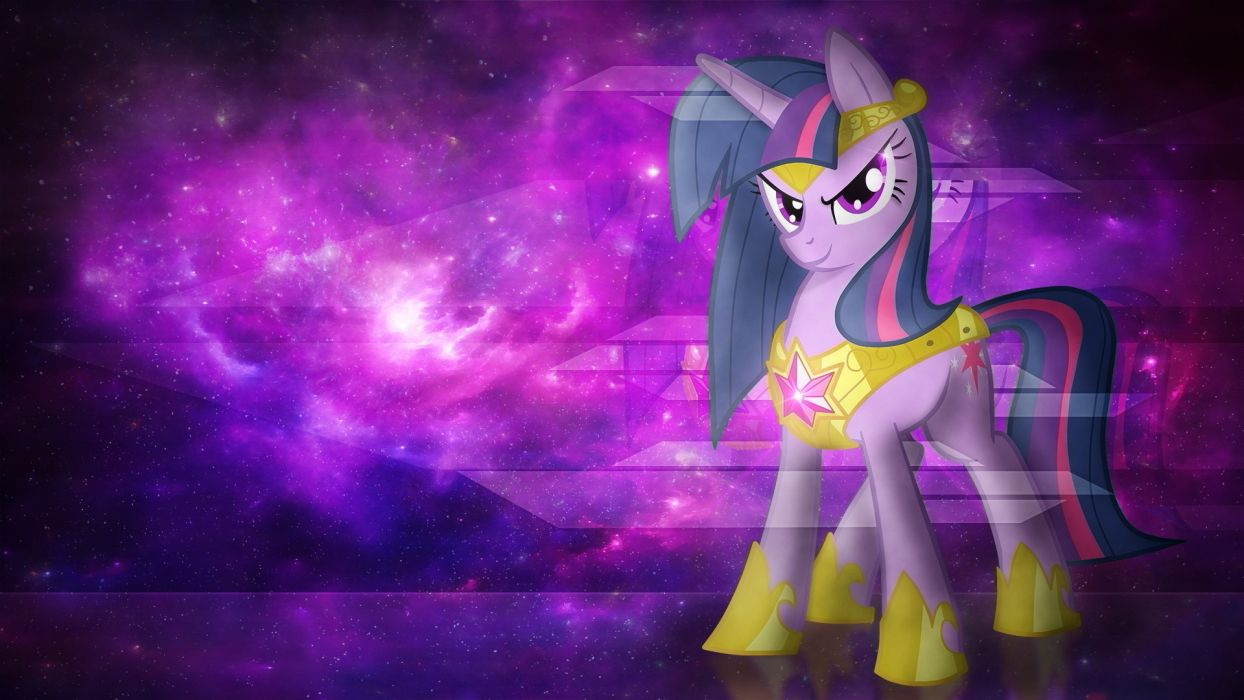 Twilight Sparkle Unicorn Wallpapers Wallpaper Cave
